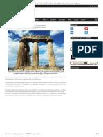 Οδοιπορικό Στην Αρχαια Κόρινθο