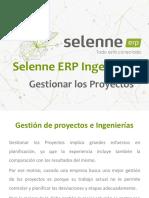 Selenne ERP Para Gestionar Proyectos