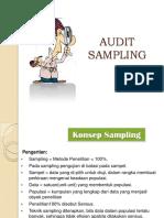 Audit Sampling
