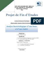 Analyse bacteriologique d'eau  - BALITERE Khaoula_2637.pdf