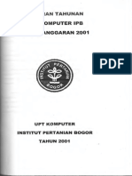 Laporan Tahunan UPT Komputer IPB Tahun Anggaran 2001.pdf