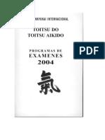 Ki Aikido Programa