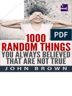 1000 random things you believed that are not true.pdf