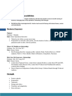 Shweta Chowbey_Resume New