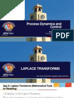 PDC Laplace Transforms