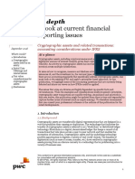 Cryptographic Assets Related Transactions Accounting Considerations Ifrs Pwc in Depth