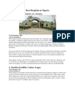 Best Hospitals in Nigeria.docx