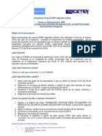 Convocatoria-Ifces ECDF II