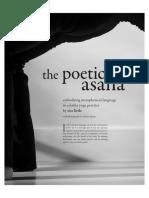 Poetics of Asana