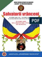 REVISTA SALVATORII VRANCENI NR. 1 ANUL 2019