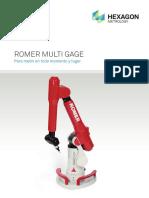 ROMER Multi Gage Catalogo Es