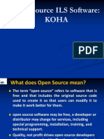 Koha Library Software