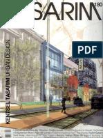 08 | Tasarim | Urban Design | 180 | Turkey | Tasarim yayingrubu | Philadelphia Urban Voids | pg.130-137