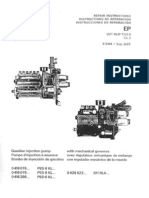 ECD V5 Injection Pump System | Turbocharger | Fuel Injection