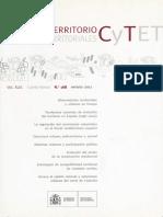 11 | Ciudad y Territorio | CyTET | vol XLIII n 168 | Spain | Ministerio de Fomento | Ecopolis Plaza | pg. 439-443