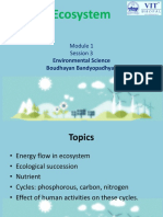 MODULE 1-Environmental Science_Boudhayan - Session 2