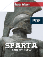 Sparta and Its Law - Eduardo Velasco 2012