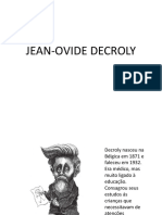 Jean Ovide Decroly