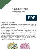 Diseño Mecanico 2_ Diseño de Arboles