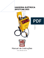 Manual Spotcar 865