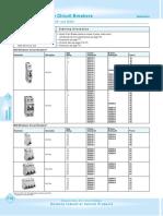 Siemens 5SX5216 7 Datasheet