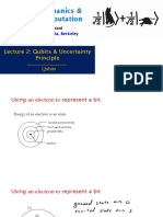 Lec2-Qubits and Uncertainity Principle