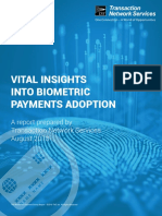 Biometric Payment Survey Report_GBL_AUG18