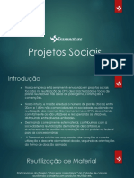 Projetos Sociais - Transnature - 032019