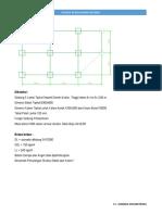 Buku Ajar SAP2000 (Soal No.4 3D Frame Analysis )