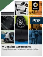 Smart Genuine Accessories