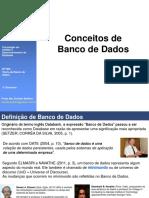 Aula002-Definição de Conceitos B1TBD TADS