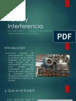 Ruido y Interferencia Expo