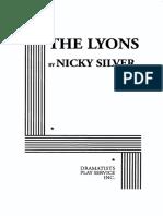 The Lyons-Nicky Silver
