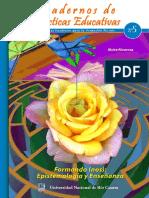 Formando (nos), epistemología y enseñanza - Alcira Rivarosa - Univ. de Río Cuarto,2009.pdf