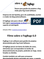 Filme sobre o FogBugz 6 -- Gerencia de Projeto