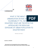 Revised protocol-Urbanisation and Natural Disaster.pdf