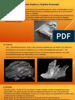 Alteracion de Minerales