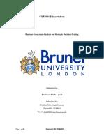 Shekhar - Business Ecosystem Analysis for Strategic Decision Making
