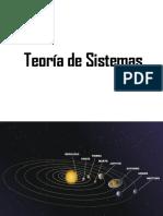 1. Teoria de Sistemas