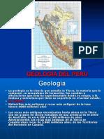 Geologia del Peruu