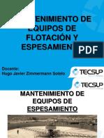 Mantenimiento de Equipos de Espesamiento.pdf