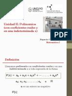 2 PPT Polinomios 2015