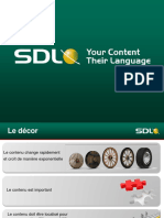 SDL Language Technology [French]