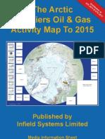 Arctic Frontiers Map