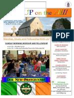 Newsletter March 2019 Website