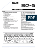 SQ 5 Technical Datasheet D