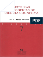 Pérez-Miranda (2007) Lecturas filosóficas de ciencia cognitiva. Bibao. Universidad del País Vasco..pdf