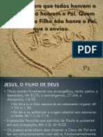 A Pessoa de Jesus - p2
