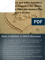 A Pessoa de Jesus - p3