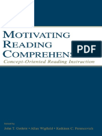 Allan Wigfield, Kathleen C. Perencevich, John T. Guthrie - Motivating Reading Comprehension_ Concept-Oriented Reading Instruction (2004, Routledge).pdf